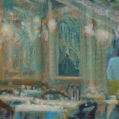 R Payn Cafe & Waiter