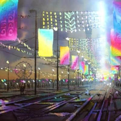 Northern Lights, Blackpool